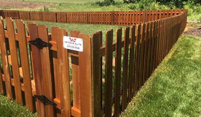 kansas city fence staining service