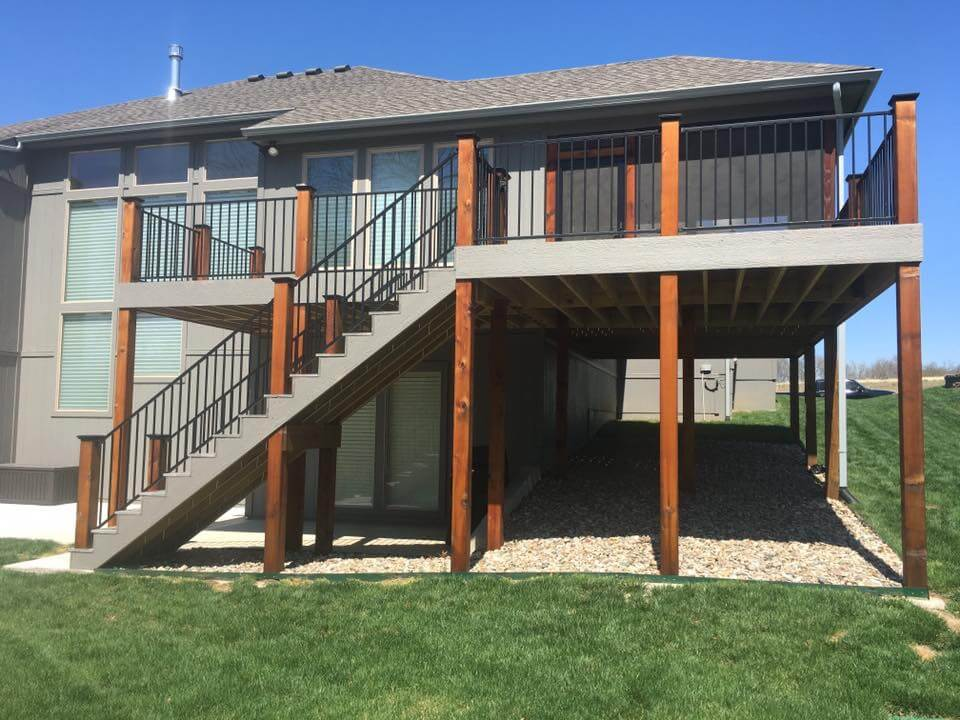 north kansas city stain project